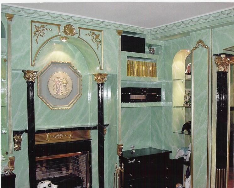 Jaimedecora Pinturas Decorativas Muebles Mural
