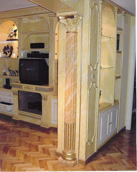 Jaimedecora pinturas decorativas muebles mural for Muebles mingo